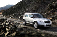 Skoda Yeti: Officially the UK's most reliable new car