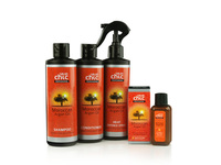 Moroccan Argan Oil haircare range