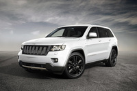 Sporting new Jeep Grand Cherokee S-Limited