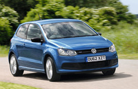 Volkswagen's parsimonious but peppy Polo BlueGT opens for ordering
