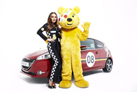 Tamara Ecclestone Revs Up Support for Pudseys Dream Wheels