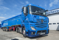 Nidera's new Actros are the cream of the crop