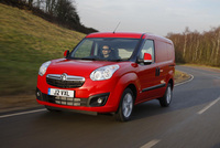 Vauxhall launches van-tastic DAB upgrade
