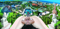 Tenerife's Siam Park, rated the best water park in Europe and USA