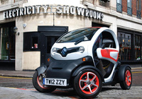 Twizy is Stuff's Tech Transport of the Year