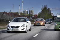 Volvo takes the strain out of the daily commute