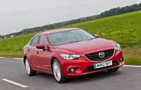 Free all-new Mazda6 for one lucky customer