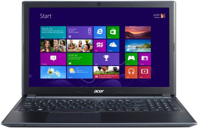 "Aspire V5 touch notebook broadens Acer's ""touch-type"" offering"