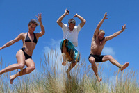 Enjoy a Wildfitness adventure and bring your kids along