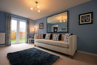 David Wilson opens new showhome at Burton Woods