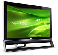 Aspire ZS600 - full HD entertainment center