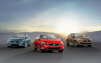 The all-new Volvo V40 range