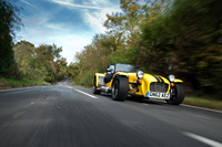 Caterham adds to Seven range with Supersport R