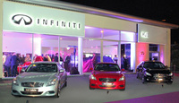 Infiniti Centre Hull opens up for business