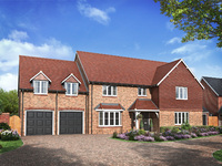 Hot demand for exclusive new homes in Shropshire
