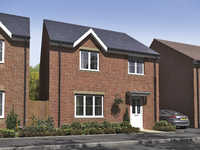Great selection of family-size homes in Telford