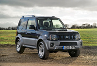 New face for Jimny for 2013 with no extra cost