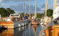 All-inclusive cruising on the Norfolk Broads