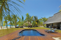 New beachfront villas unveiled at Dinarobin Hotel Golf & Spa