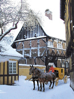 Christmas markets in Denmark's provinces