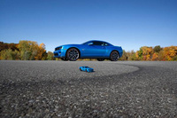 Chevrolet launches full-scale Camaro Hot Wheels Edition