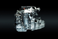 Honda's new high performance, low emission, small diesel engine