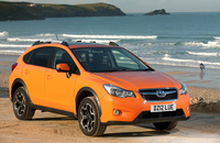 'SUV of the Year' accolade for Subaru XV