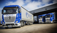 New Actros takes fuel efficiency to the 'max'