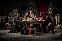 The new bigger, bolder London Dungeon opens 1st March 2013