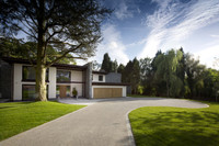 Design gurus shortlist Cheshire eco-mansion for two awards