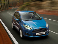 New Ford Fiesta debuts MyKey in Britain