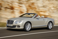 Bentley Continental GT Convertible wins Auto Trophy 2012