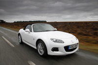New look upgraded Mazda MX-5 on sale from 1 December