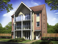Waterfront living on offer at Lysaght Village