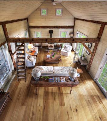 elegant enduring floors with a contemporary twist easier. Black Bedroom Furniture Sets. Home Design Ideas