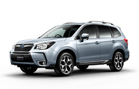 UK launch confirmed for all-new Subaru Forester