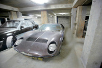 Aristotle Onassis Lamborghini Miura S to be sold at London auction
