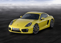 New Porsche Cayman unveiled at LA Auto Show