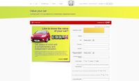 Honda launches easy-to-use online used car valuation tool