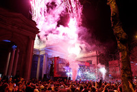 Ring in the New Year at the electrifying NYE Dublin Festival