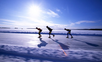 Skate your way through Finland's lakes and seas