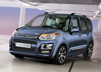 New styling and features for Citroen C3 Picasso