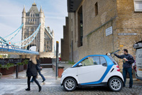 car2go brings smart carsharing to London