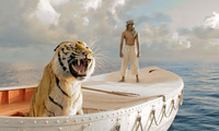 Jet off for Life of Pi in India