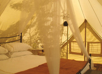 The first glamping site in Sardinia