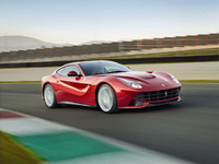 Ferrari F12berlinetta crowned Supercar of the Year 2012