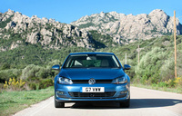 New Golf: 'All the car you'll ever need' says TopGear Magazine