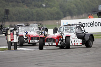 Win a race seat in the Caterham Academy 2013