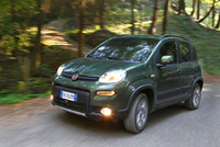 New Fiat Panda 4x4 scoops first major magazine award