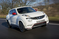 Accessible performance: Juke Nismo from £19,995
